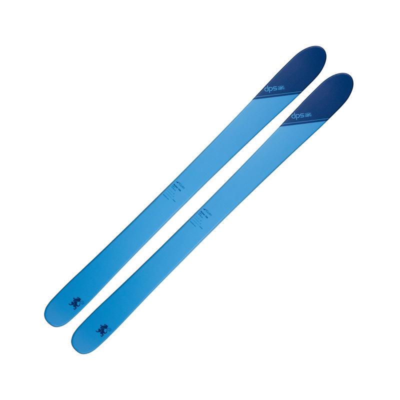 Skis Wailer 106 Tour1 Bleu
