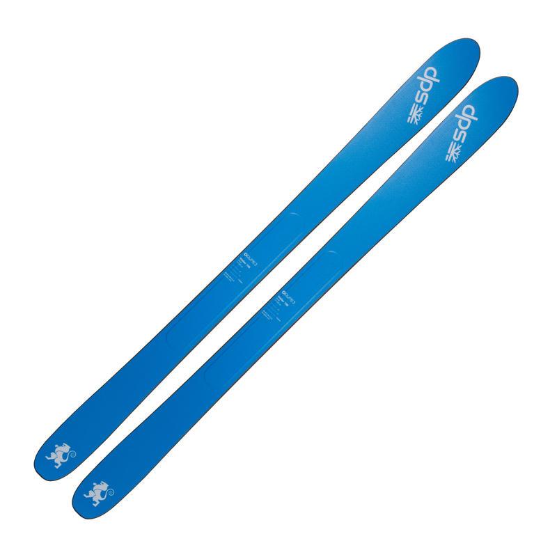 Skis Wailer 106 Pure3 Bleu