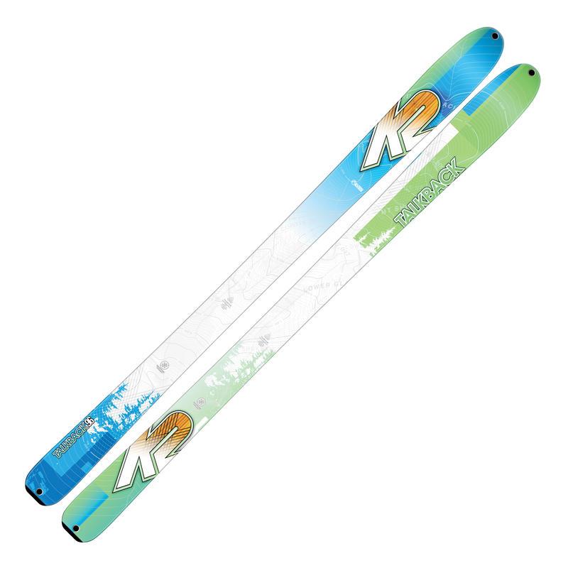 Skis Talkback 96