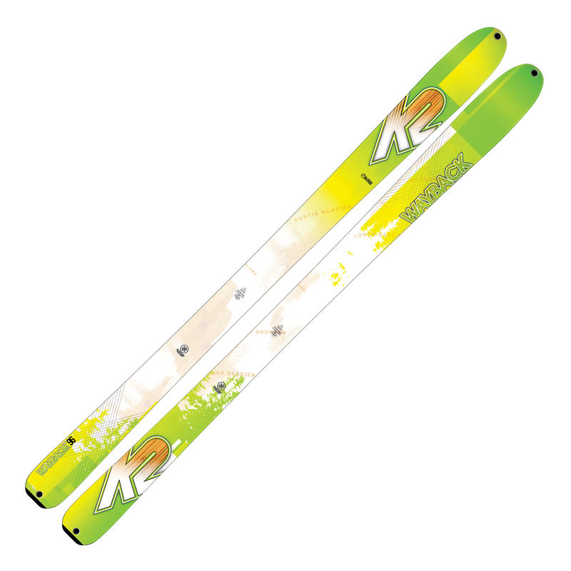 Skis Wayback 96