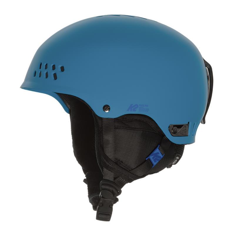 Casque de ski Phase Pro Nouveau bleu