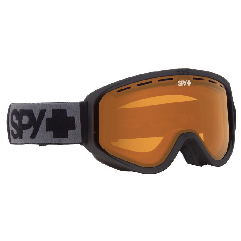 Lunettes de ski Woot Noir mat/Plaquemine