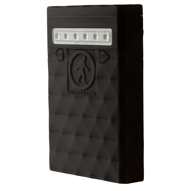 Chargeur Kodiak Plus 2.0 de 10 000 mAh Noir