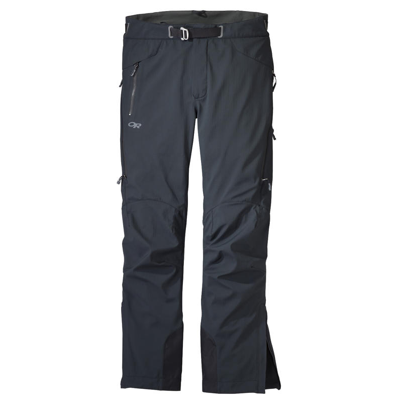 Iceline Pants Black