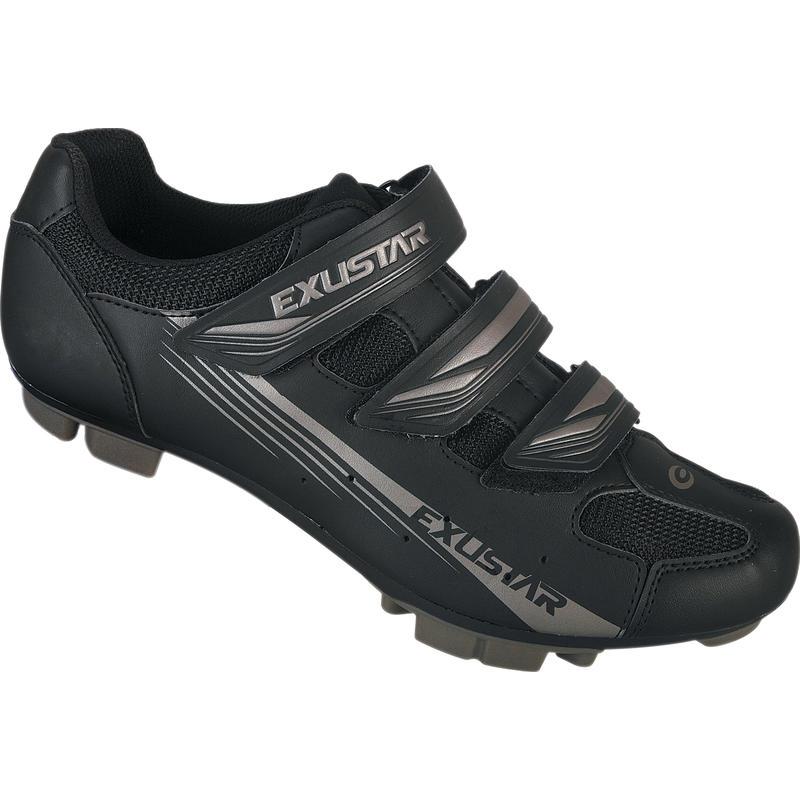 Chaussures de vélo SM3116 Noir/Gris