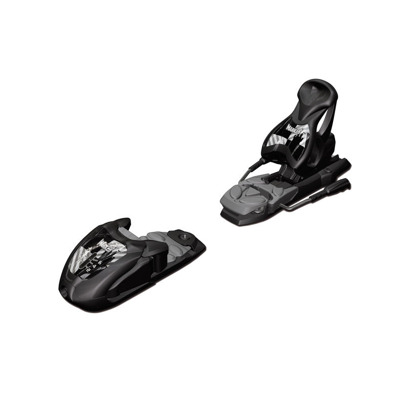 Fixations de ski M 7.0 Free Noir