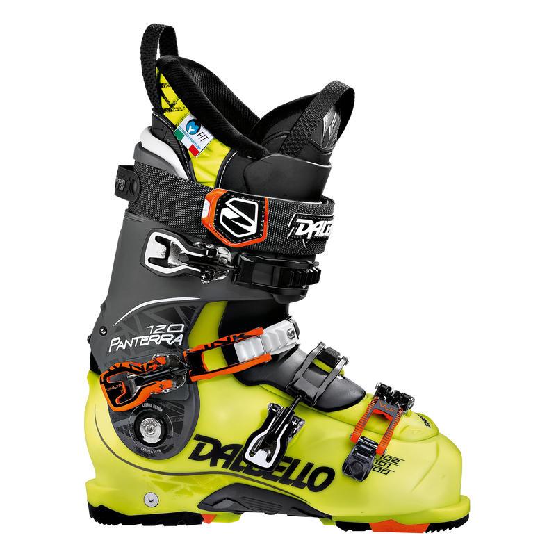 Bottes de ski Panterra 120 Vert acide/Anthracite