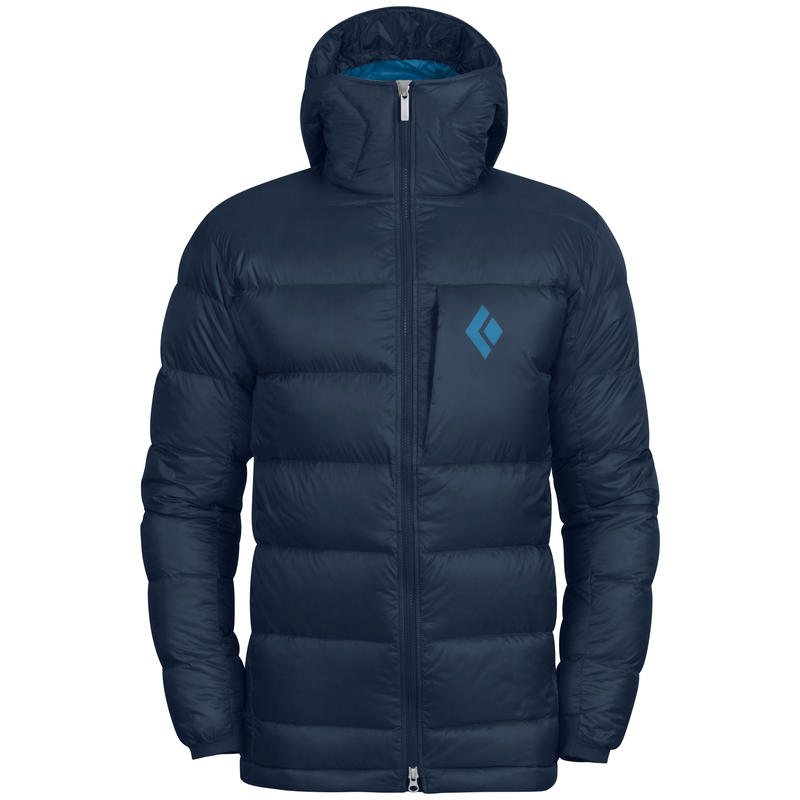 Parka Cold Forge Azurite