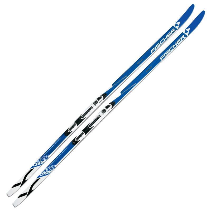 Skis Fibre Crown EF NIS