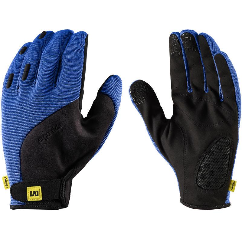 Crossmax Gloves Screen Blue