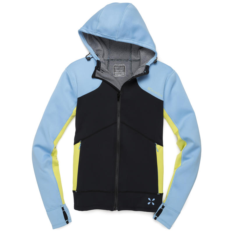 Sombrio Neoprene SUP Jacket Cool Blue