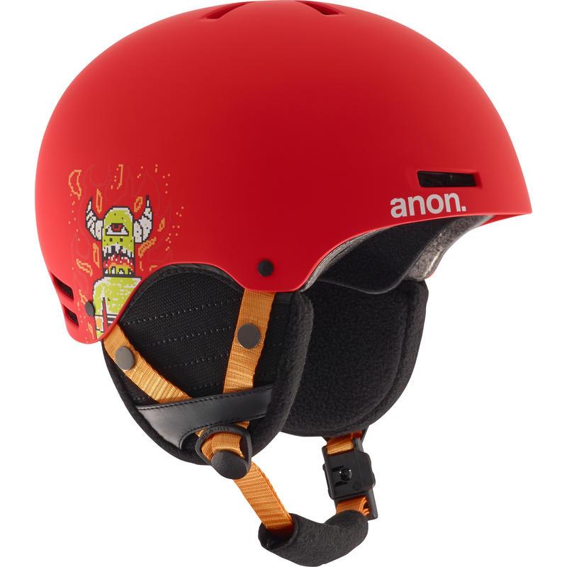 Casque de ski Rime [ak] 8Bit