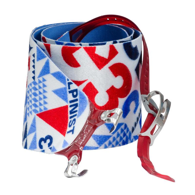 Alpinist Skins Red/Blue