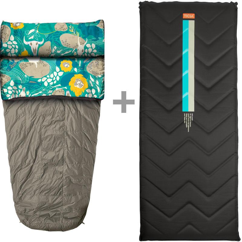 Elfin Good Sleep Kit Brindle/Hueco