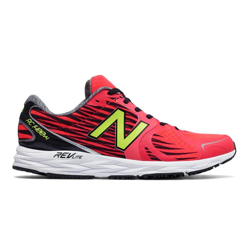 Chaussures de course sur route RC1400v4 Rouge/Noir