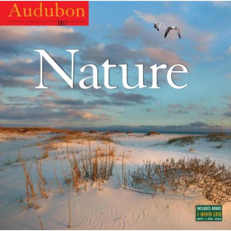 Calendrier Nature 2017