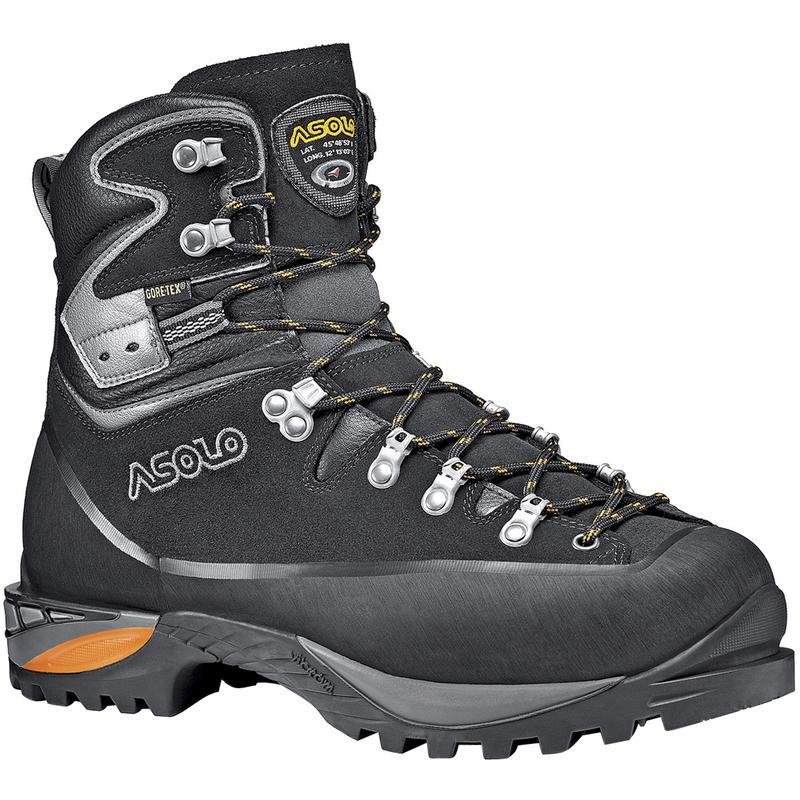 Nanga GV Alpine Boots Black