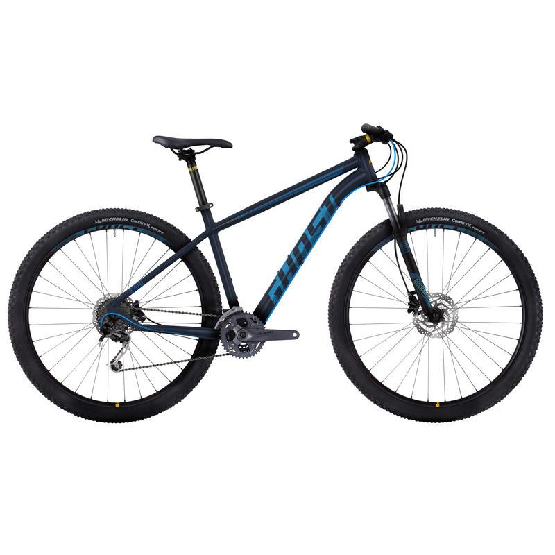 Vélo Kato 4 (29 po) Bleu/Ambre