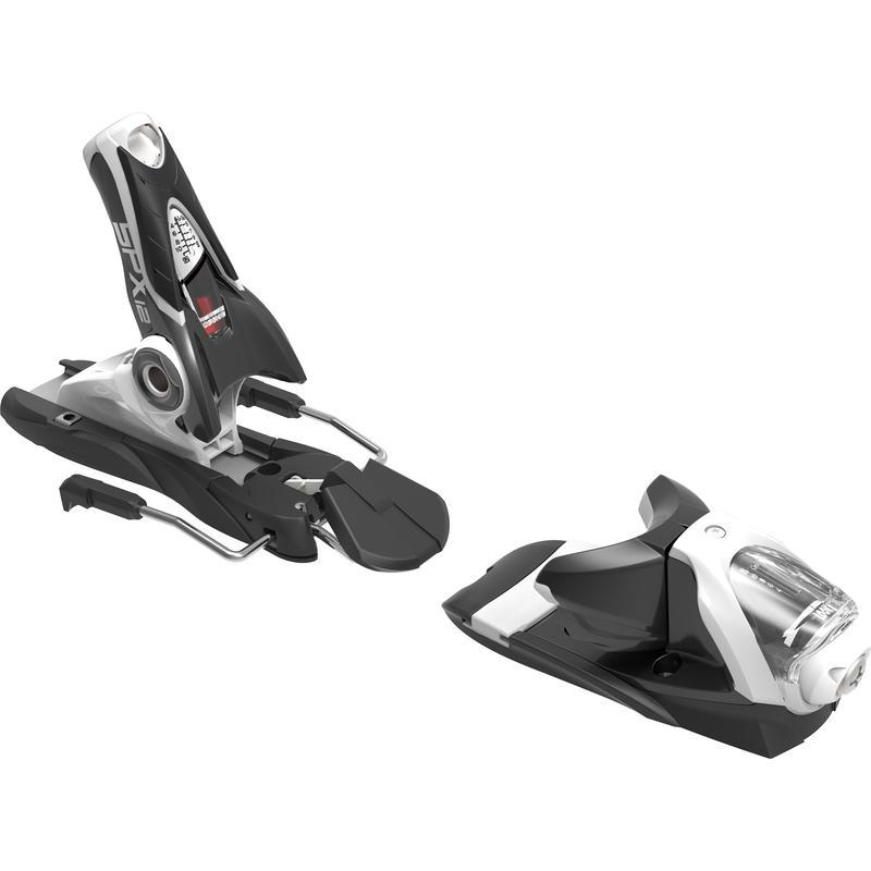 Fixations de ski SPX 12 DUAL Noir/Blanc