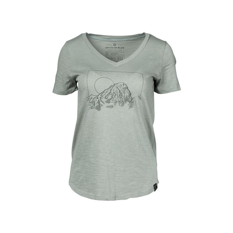 T-shirt Sedona Sauge