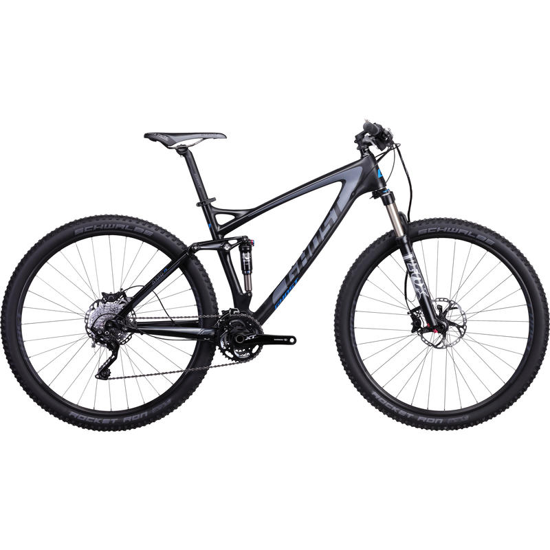 AMR Lector 2977 Bicycle Black/Grey