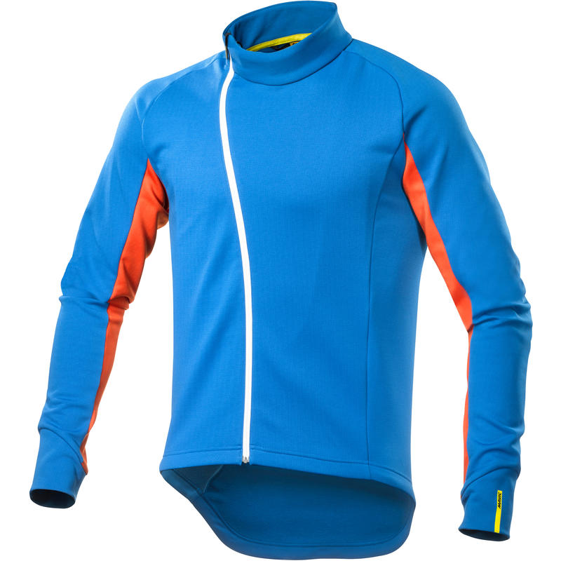 Maillot Crossmax Ultimate Thermo à manches longues Montana