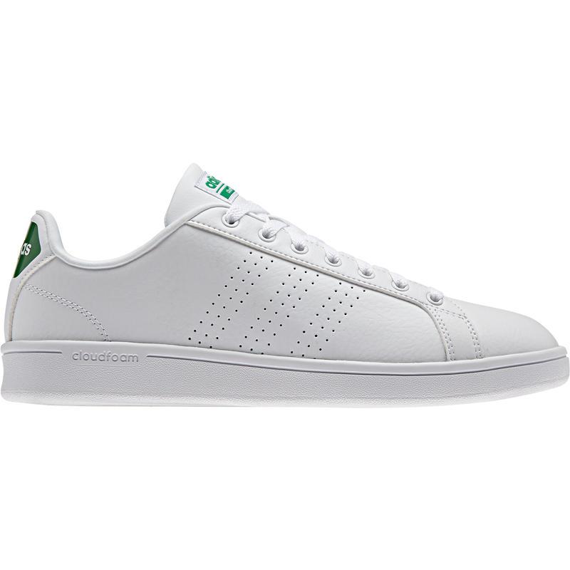 Chaussures Cloudfoam Advantage Clean Blanc/Blanc