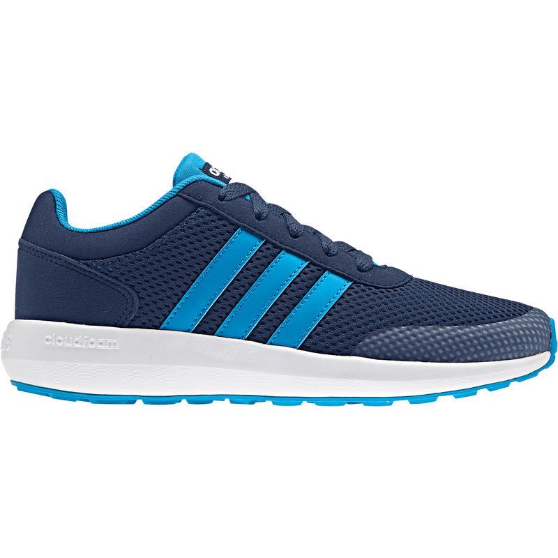Chaussures Cloudfoam Race Bleu mystère/Bleu solaire