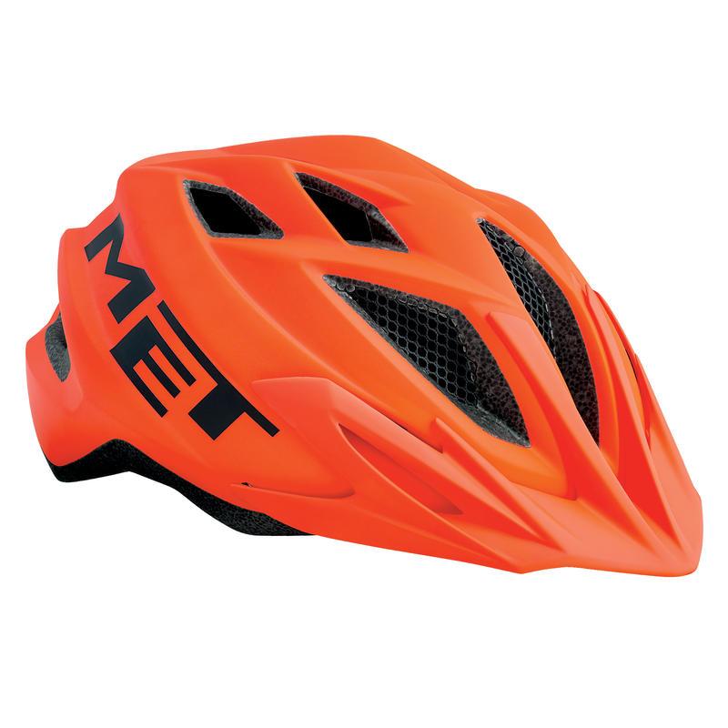 Crackerjack Helmet Orange