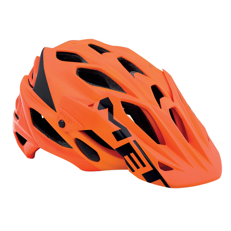 Parabellum Helmet Orange/Black