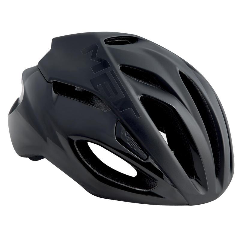 Casque de vélo Rivale Noir