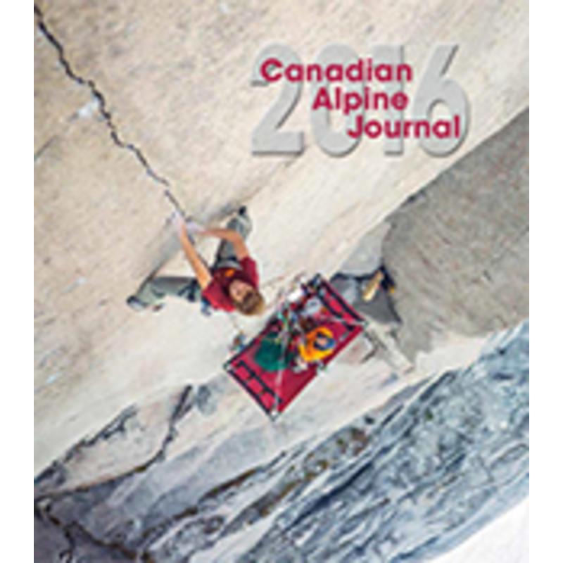 Canadian Alpine Journal 2016