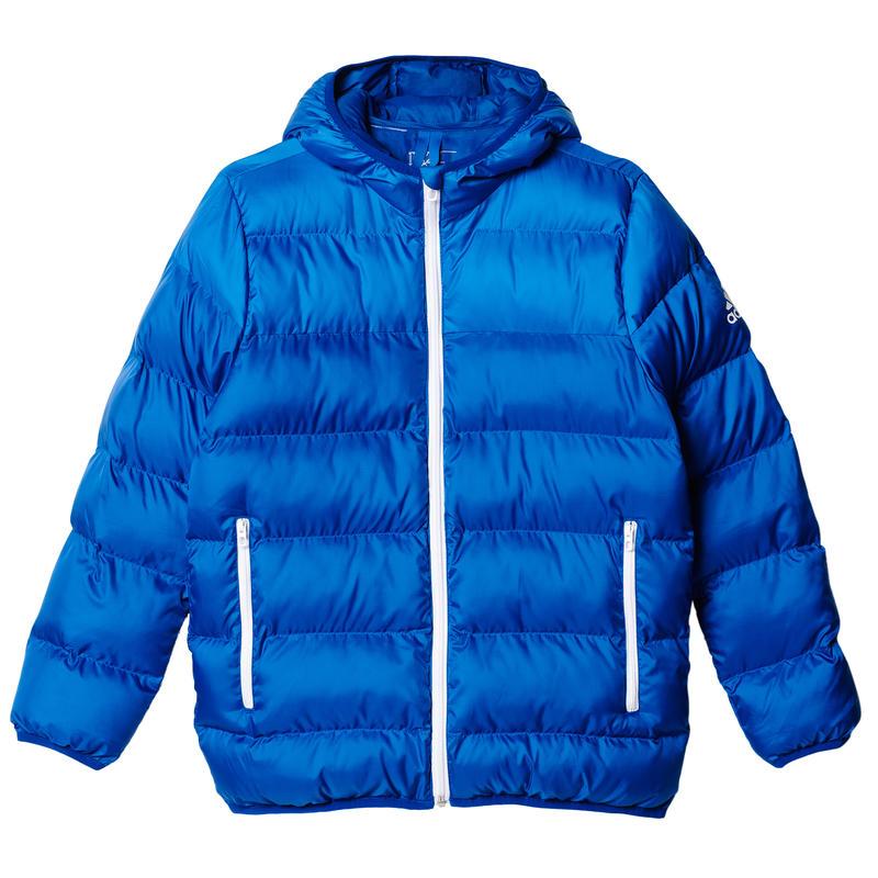 Manteau BTS en duvet synthétique Royal collégial/Bleu