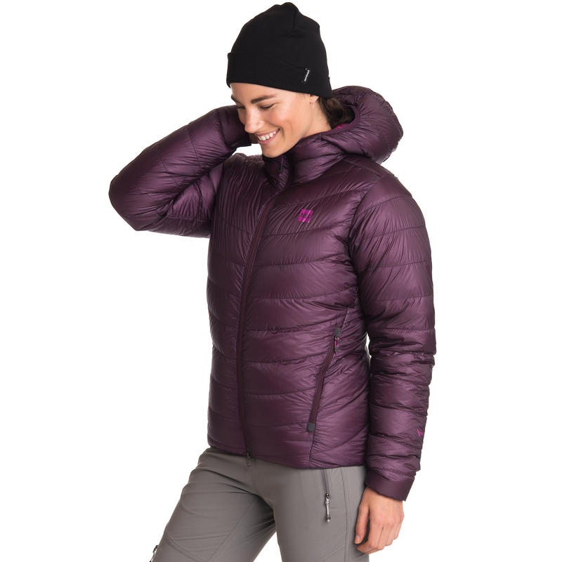 Hot Cocoa Parka Mulberry