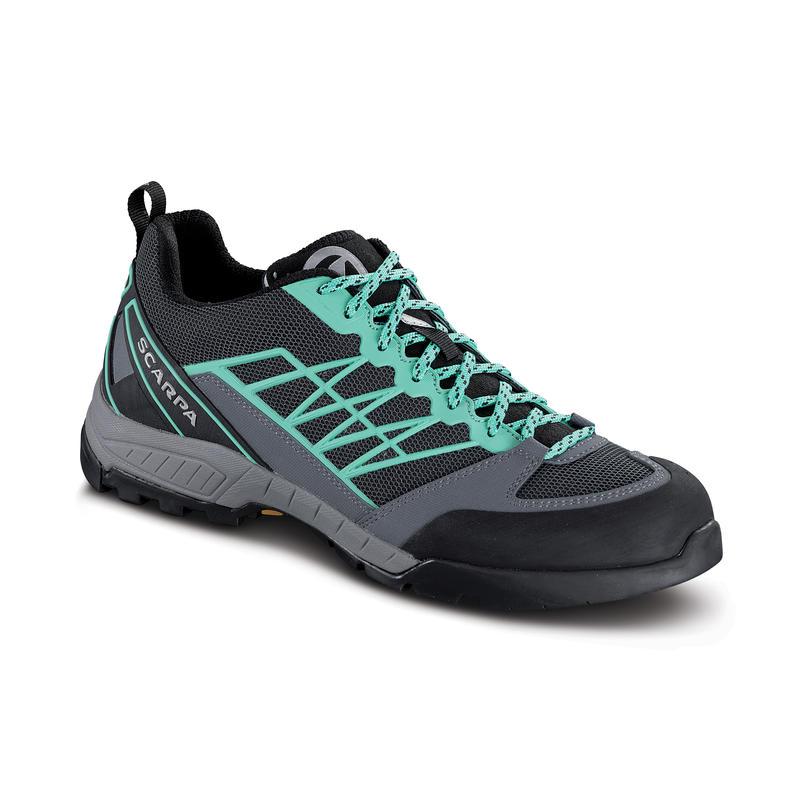Epic Lite Light Trail Shoes Dark Grey/Jade