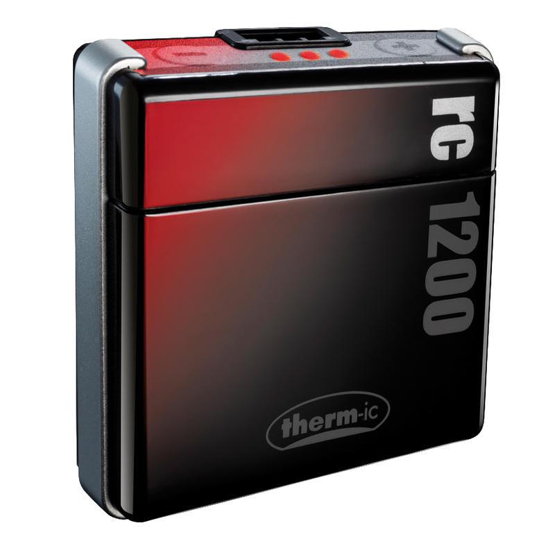 Ens. SmartPack RC1200 et télécommande de Therm-ic