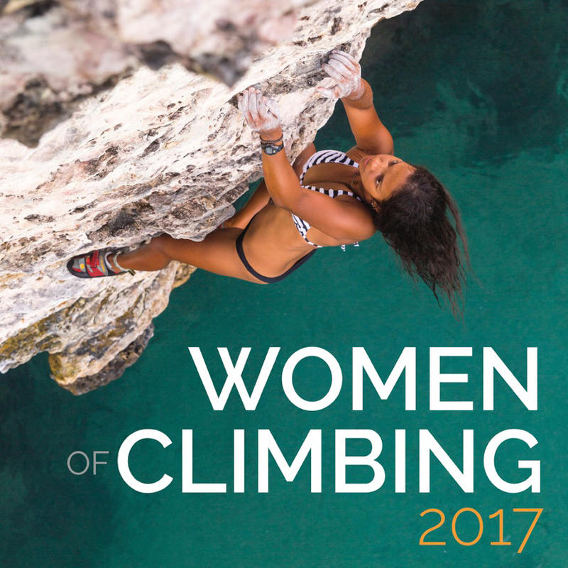 Calendrier Women of Climbing 2017