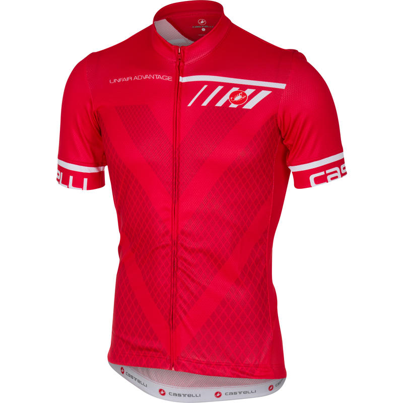 Maillot Velocissimo Rouge