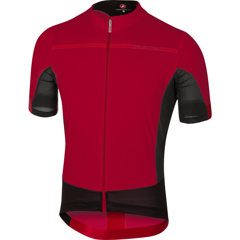 Maillot Forza Pro Rouge rubis/Rouge