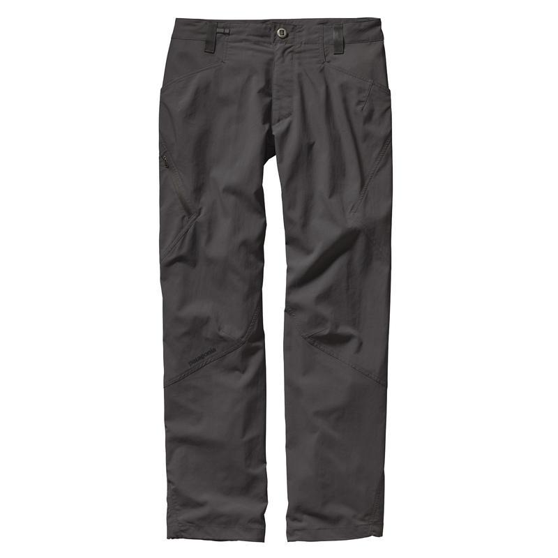 RPS Rock Pants Forge Grey