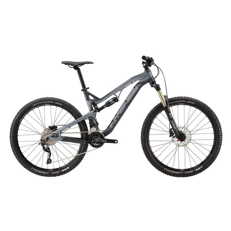 Vélo Spider 275 (aluminium) - version Foundation Noir
