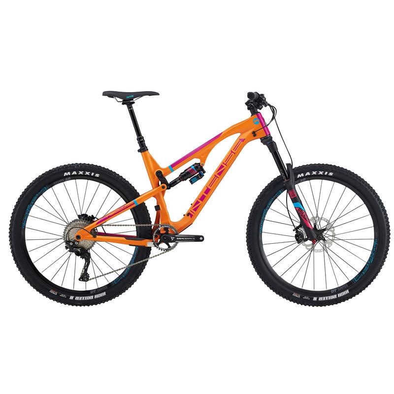 Vélo Recluse - version Expert 2017 Orange