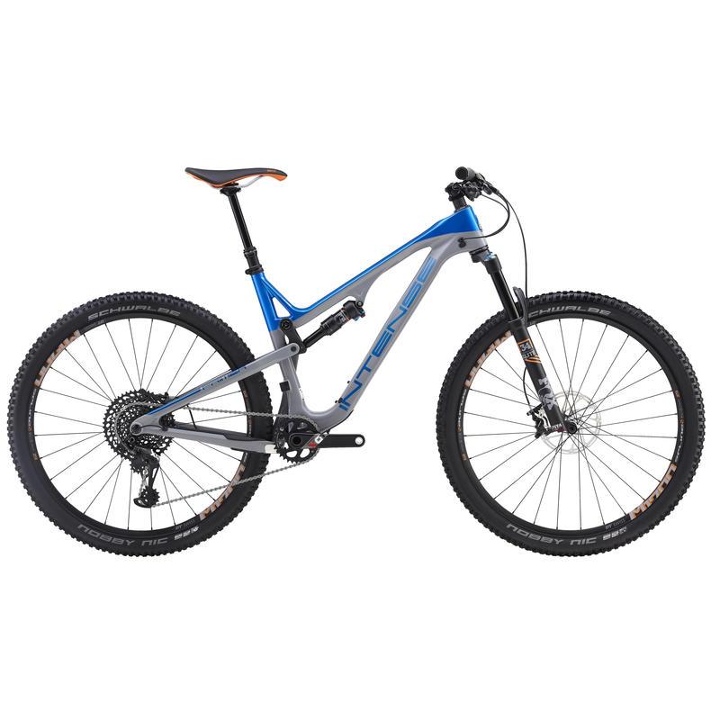 Vélo Primer - version Pro Bleu
