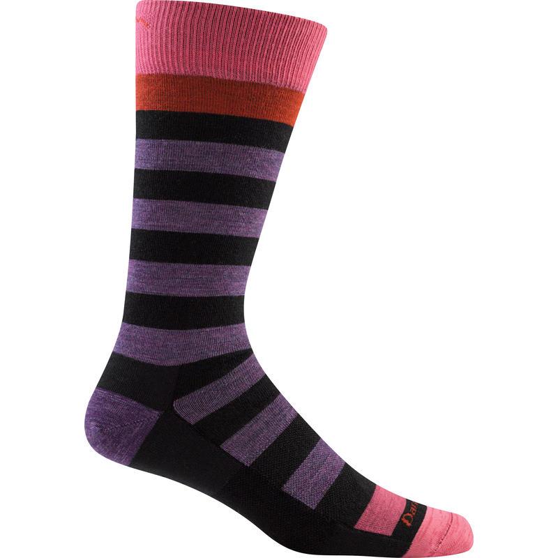 Warlock Crew Socks Bruise/Black