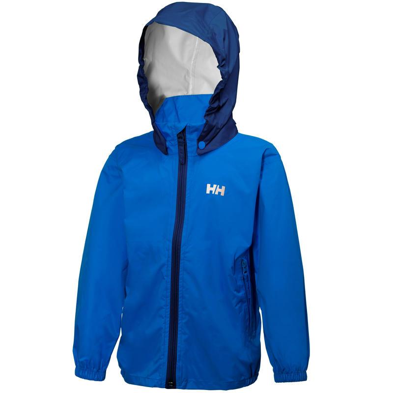 Manteau compact Loke Bleu olympique