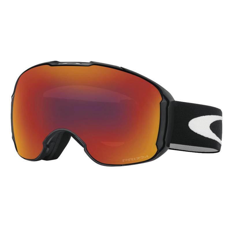 Lunettes de ski Airbrake XL Noir jais/Flambeau prisme