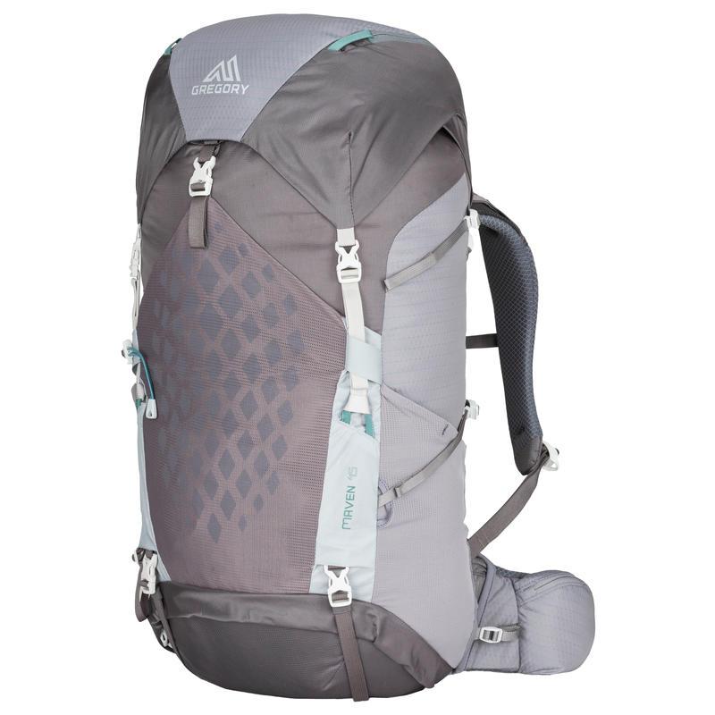 Maven 45 Backpack Forest Grey