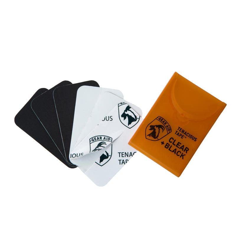 Pièces de réparation Tenacious Tape Mini Transparent/Noir