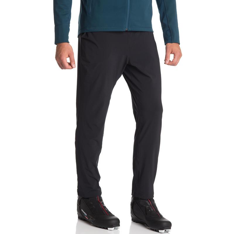 Pantalon doublé Continuum Noir
