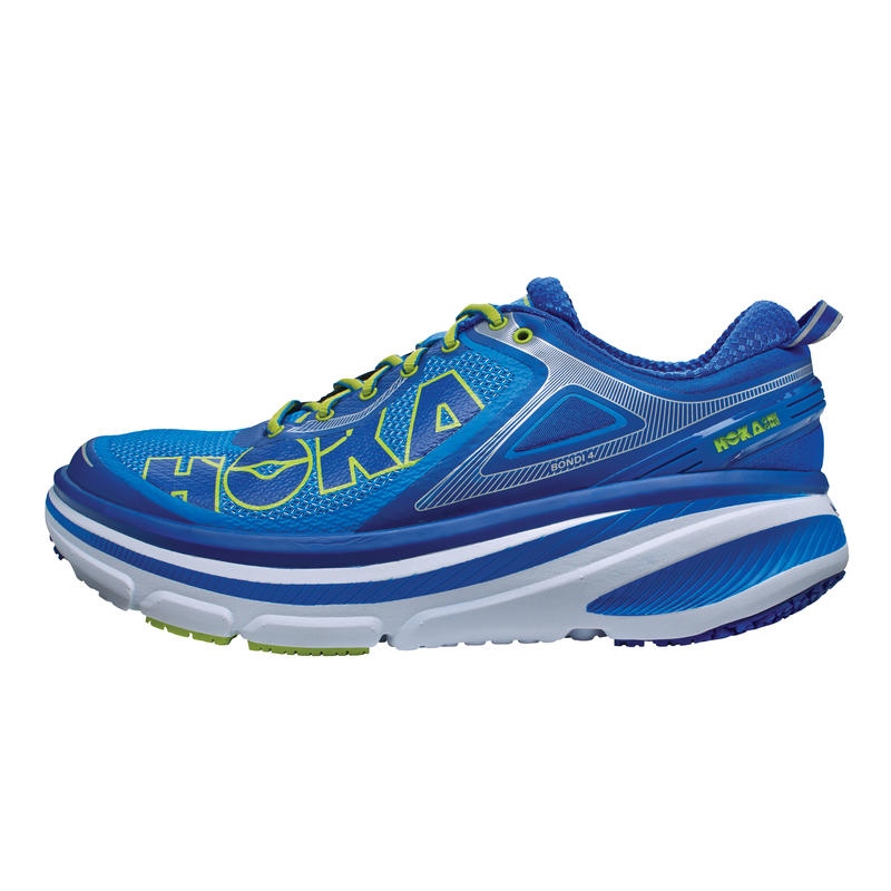 Chaussures de course Bondi 4 Rayures bleu Bandana